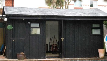 Falmouth: External Office Build